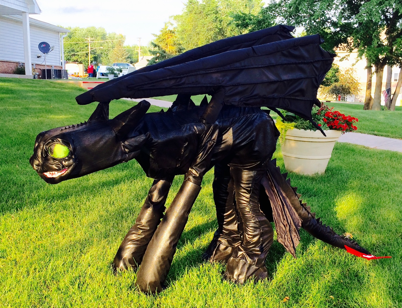 Convergence 2015 Hase And Gone, The Wonderful Convention Where I  Debuted My Toothless Quadsuit But Before We Jump To The Convention  Attendee's